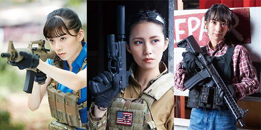 ゲスト:東城咲耶子さん、小森未彩さん、本上みらのさん